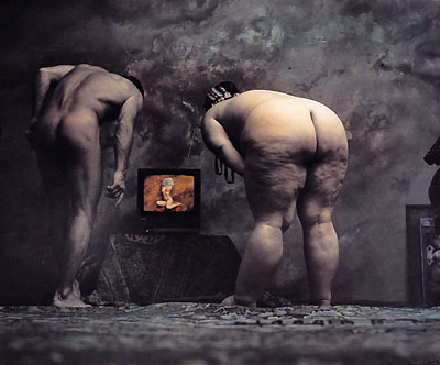 jan_saudek_tv-lovers